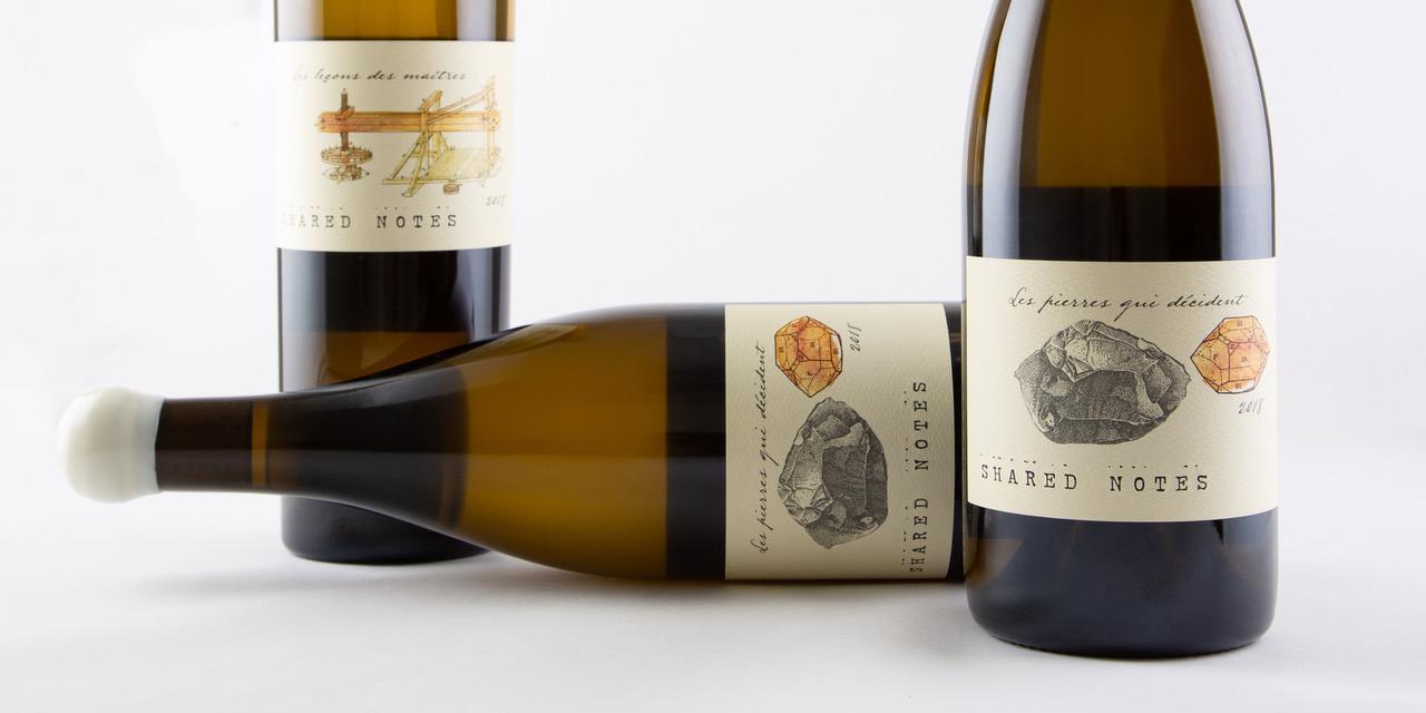 2018 Vintage Bottles